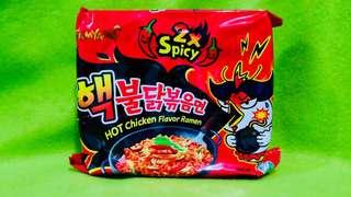 🌸Samyang Noodles 2x