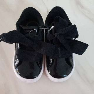 Puma Basket Heart for Kids