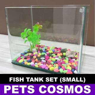 Fish Tank, Two Sizes