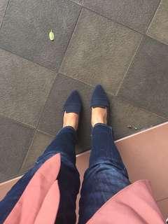 Sepatu pantofel stylish