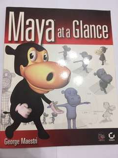 Maya at a Glance Animation Textbook