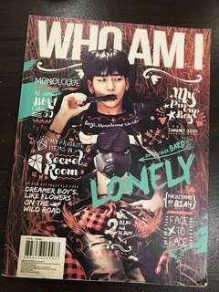 B1A4 Who Am I album