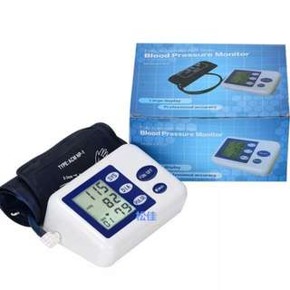 blood pressure device Big LCD 1 step operation