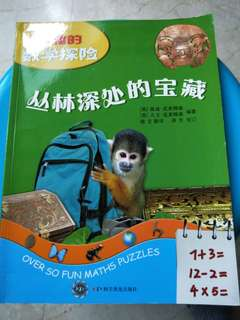 Chinese Maths Puzzles