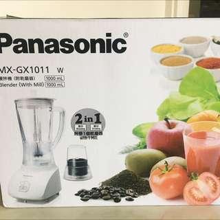 98%新 Panasonic MX-GX1011 攪拌機