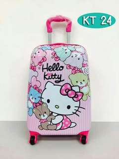 "ABS Kids TrolleyBag - 19"" ready stok"