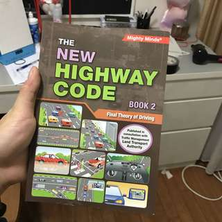 Final Theory Driving Book