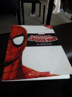 The amazing spiderman (an origin story)