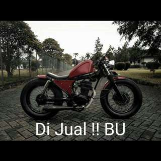 Cafe Racer CB basic GL daleman Tiger