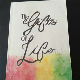 The Gifts of Life novel