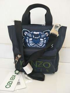 New Authentic Kenzo Green Small Bag