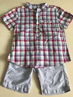 Zara shirt - 18-24m