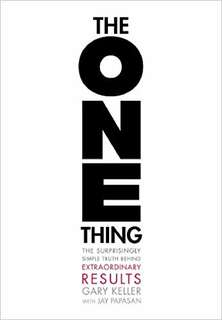 eBook - The ONE Thing by Gary Keller