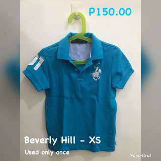 Assorted Polos/Tops for Kids (Boys)