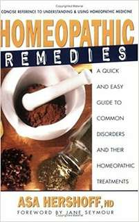 eBook - Homeopathic Remedies by Asa Hershoff