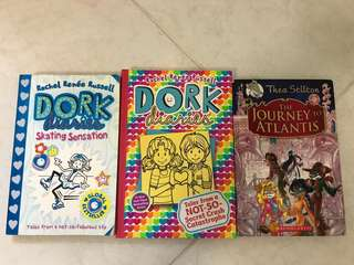 Good condition Books for sale