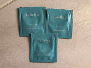 Laniege White Dew Tone Up Cream