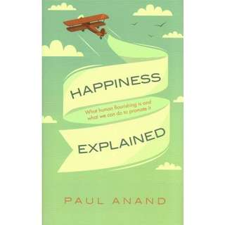 eBook - Happiness Explained by Paul Anand