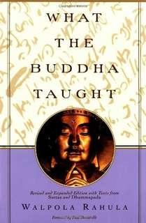 eBook - What the Buddha Taught by Walpola Rahula
