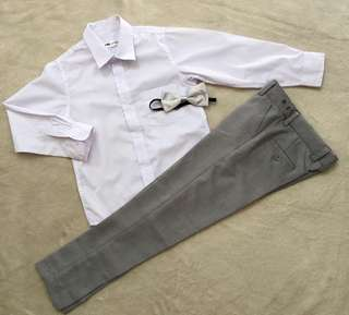 Formal Attire for boys Size 8