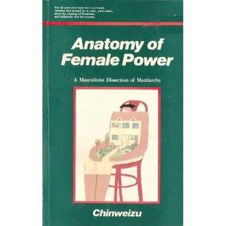 eBook - Anatomy of Female Power by Chinweizu