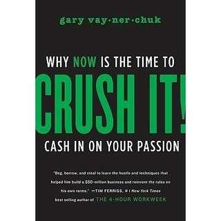 eBook - Crush It by Gary Vaynerxhuk
