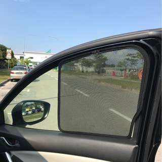 Laser Shades for Mazda CX5