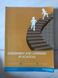 Assessment and Learning in schools