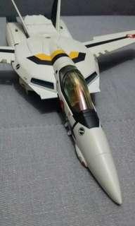 Macross vf1s Roy focker with strike parts