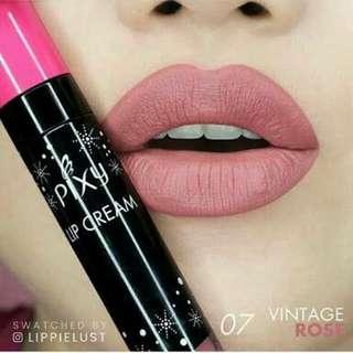 Pixy Lip Cream