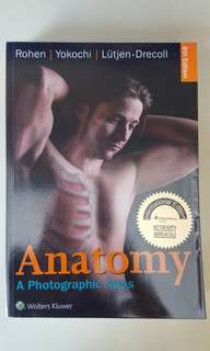 Rohen's Anatomy: A Photographic Atlas
