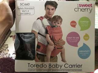 Sweet Cherry Baby Carrier