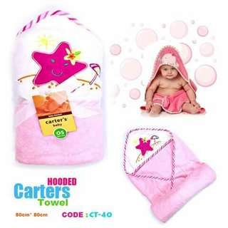 Baby Hooded Towel - CT40