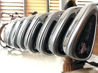 Irons Set Mac Gregor V-Foil Speed 3-P