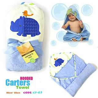 Baby Hooded Towel - CT45