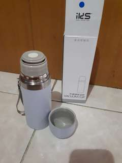 Thermos anti karat. New !
