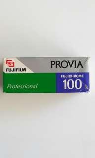 Expired Film 120 Provia ISO 100