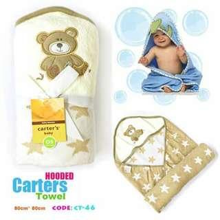 Baby Hooded Towel - CT46