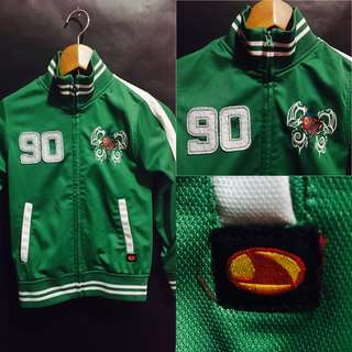 Hammerhead Green Jacket