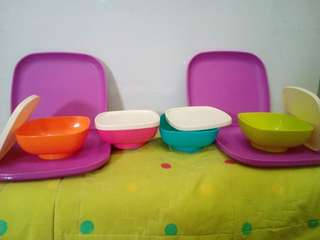 Tupperware 1 set
