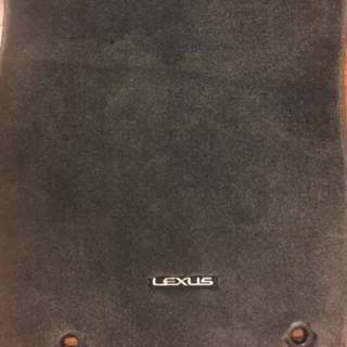 car accessories - original Lexus ES250 new carpet floor mat