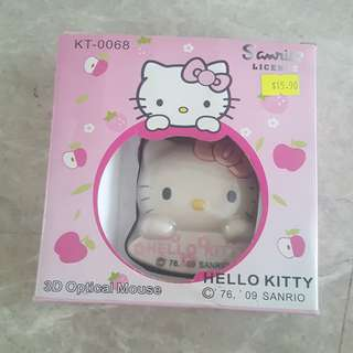 Hello Kitty 3D Optical Mouse