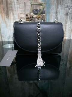 PEDRO tassel Chain Shoulder Bag #ramadan50