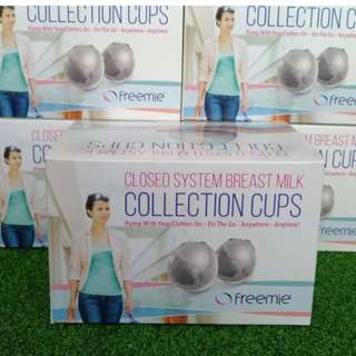 Freemie Closed System Collections Cups (Latest 2018 Design)