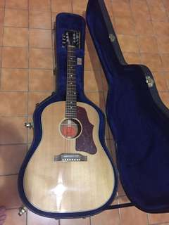 Gibson Custom Shop Acoustic J50 2013