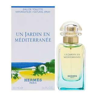Hermes Un Jardin en Mediterranée EDT Spray 50ML