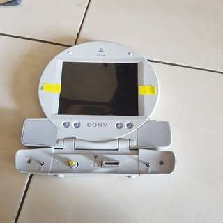 Sony PSone Official LCD Monitor (Faulty)