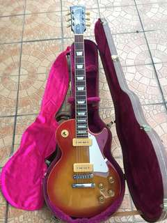 Gibson Les Paul Standard 1997 (stock p90)