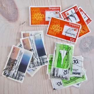 Stamps Singapore4