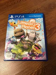 Little little planet 3 PS4